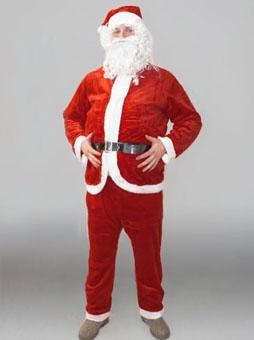 Костюм Санта-Клауса Эконом