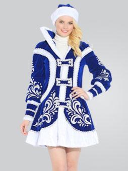 Купеческий костюм Снегурочки в Самаре