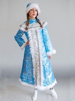 Новогодний костюм Снегурочки в Самаре