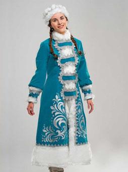 Красивый костюм Снегурочки в Самаре