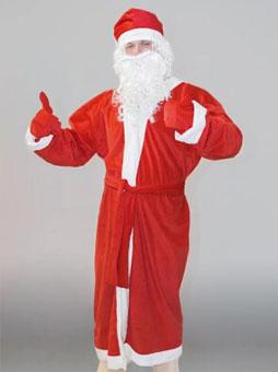 Простой костюм Деда Мороза в Самаре