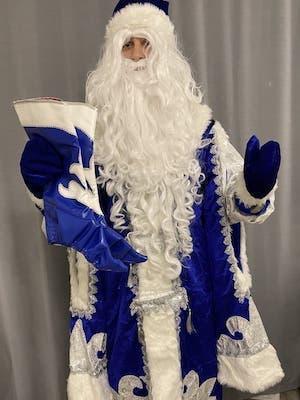 Синие сапоги Деда Мороза