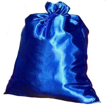 Новогодний мешок Эконом Синий